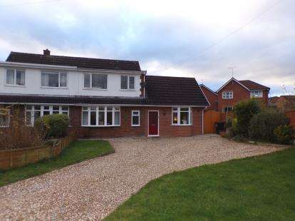 4 Bedrooms Semi Detached House for sale in Avondale Road, Buckley, Flintshire, CH7