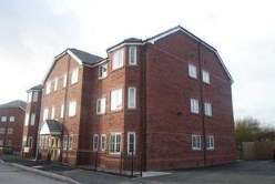 2 Bedrooms Flat for sale in Thorneycroft Drive, Warrington, Cheshire, WA1