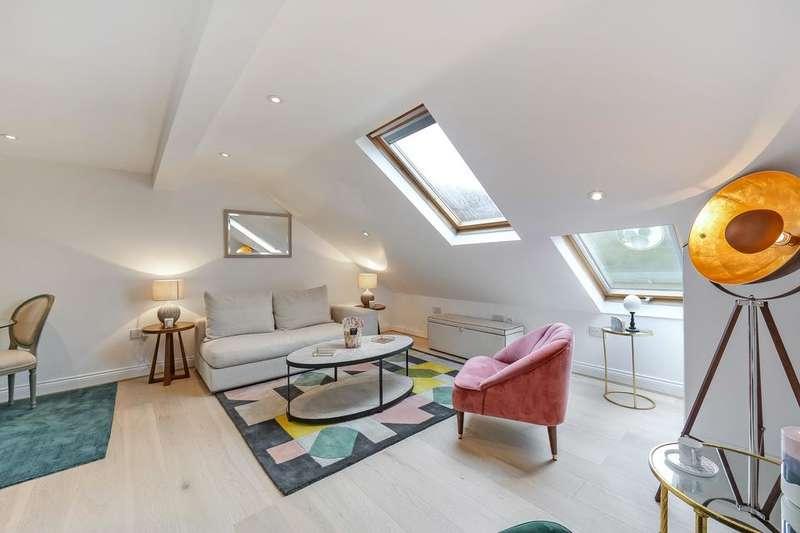1 Bedroom Flat for sale in Church Lane, London SW17