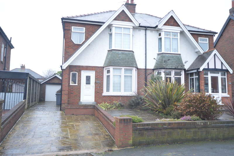 3 Bedrooms Semi Detached House for rent in Preston Old Road, Marton