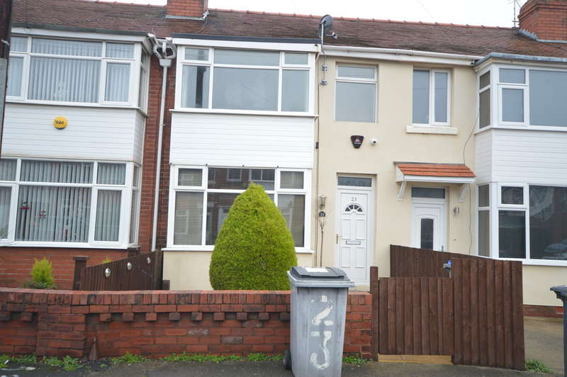 2 Bedrooms Terraced House for rent in Pickmere Avenue, South Shore