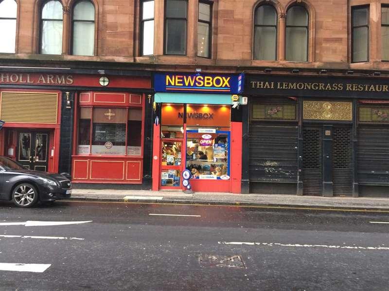 Commercial Property for rent in Renfrew Street, Glasgow, Glasgow