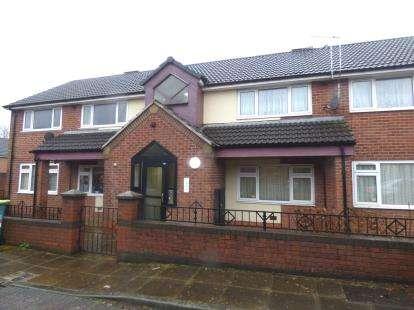 1 Bedroom Flat for sale in Pine Close, Ribbleton, Preston, Lancashire, PR2