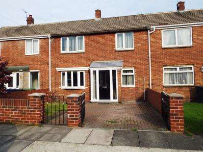 3 Bedrooms Terraced House for sale in Fox Avenue, Simonside, South Shields, Tyne and Wear, NE34