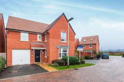 4 Bedrooms Detached House for sale in Monkton Heathfield, Taunton, Somerset