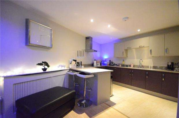 2 Bedrooms Apartment Flat for sale in Salisbury House, Milton Road, Wokingham