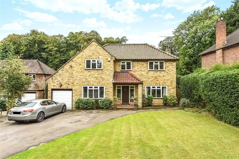 4 Bedrooms Detached House for sale in Chestnut Avenue, Rickmansworth, Hertfordshire, WD3