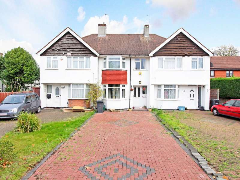3 Bedrooms Terraced House for sale in The Glade, Shirley, Croydon, CR0
