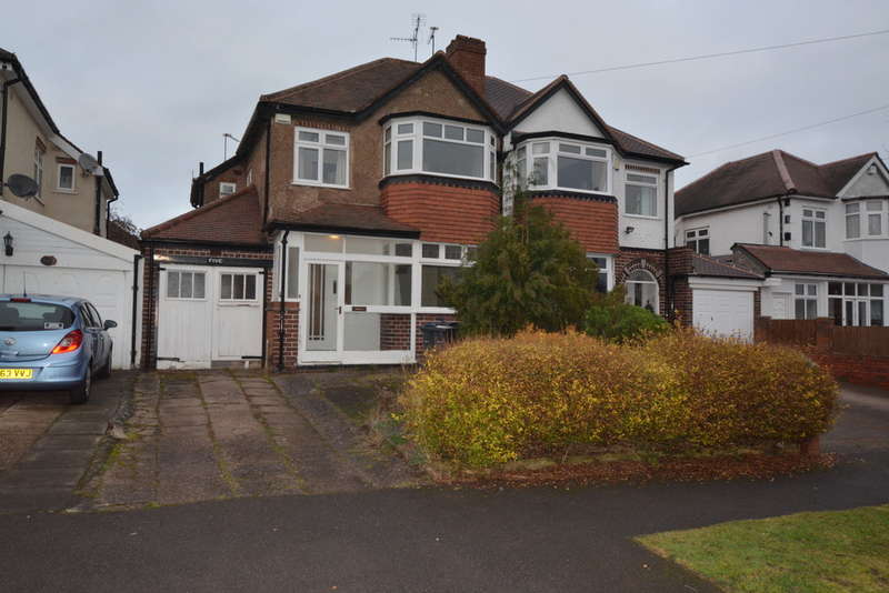 3 Bedrooms Semi Detached House for sale in Weymoor Road, Harborne