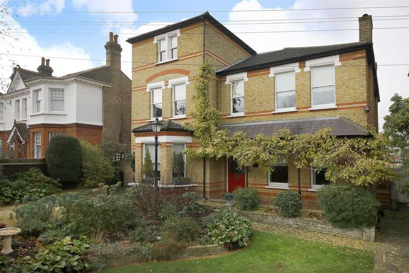 6 Bedrooms Detached House for sale in Church Rise, Forest Hill, SE23