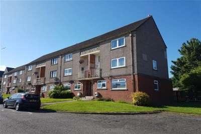 3 Bedrooms Flat for rent in Busbiehill Place, Kilmarnock