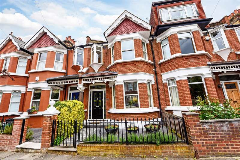 3 Bedrooms Terraced House for sale in Wolseley Avenue, Wimbledon Park
