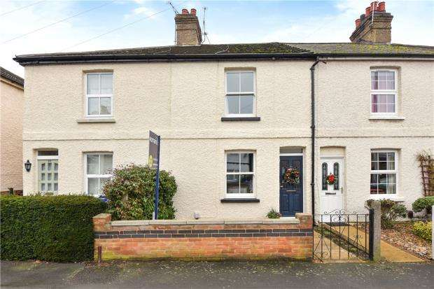 2 Bedrooms Terraced House for sale in Milner Road, Burnham, Slough