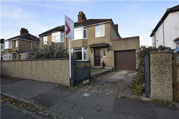 3 Bedrooms Semi Detached House for sale in Forest Road, Headington, OXFORD, OX3 8LF