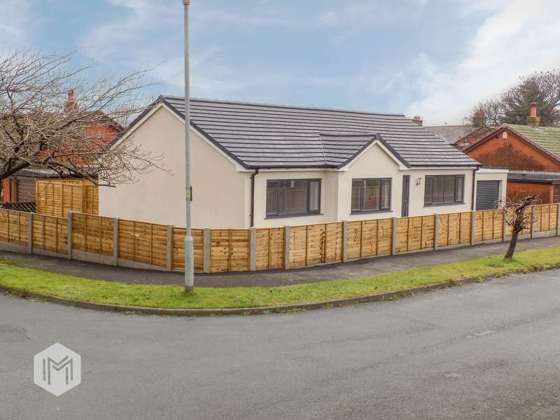 3 Bedrooms Detached Bungalow for sale in Miller Avenue, Abbey Village, Chorley, PR6
