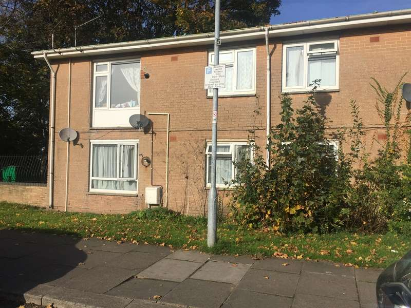 1 Bedroom Ground Flat for sale in Lawrenny Avenue, Leckwith, Cardiff