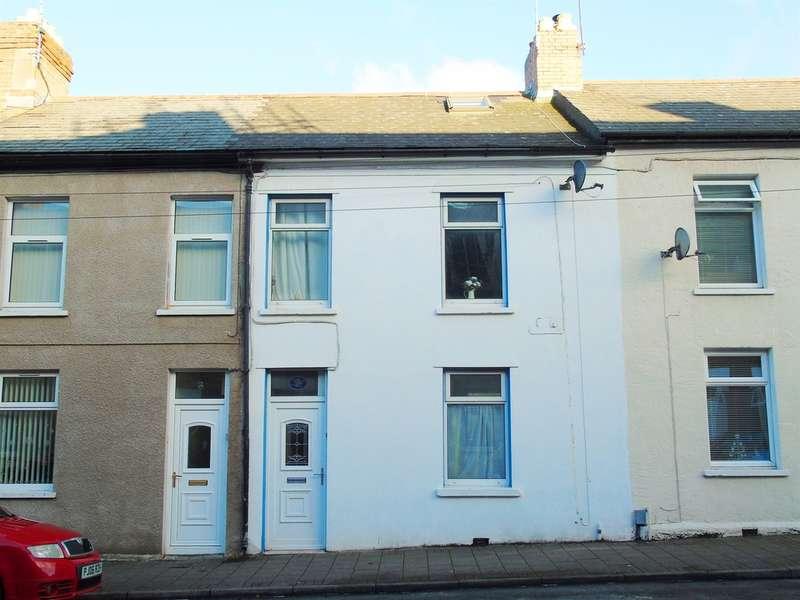 3 Bedrooms Terraced House for sale in Dock Street, Penarth