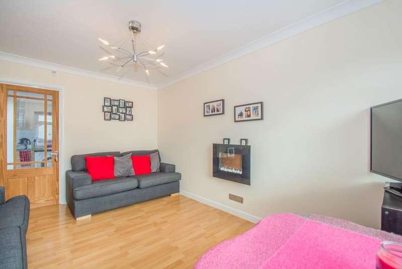2 Bedrooms Terraced House for sale in Foel View Close, Llantwit Fardre, Pontypridd, Rhondda Cynon Taff CF38