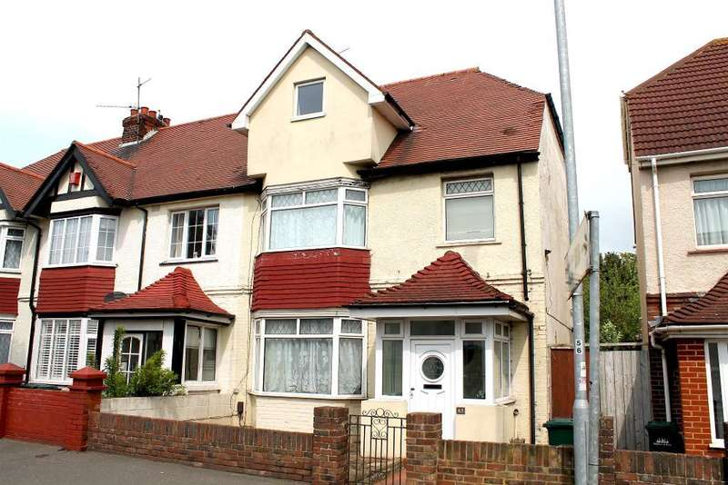 4 Bedrooms Semi Detached House for sale in Old Shoreham Road, Hove, BN3 7BE