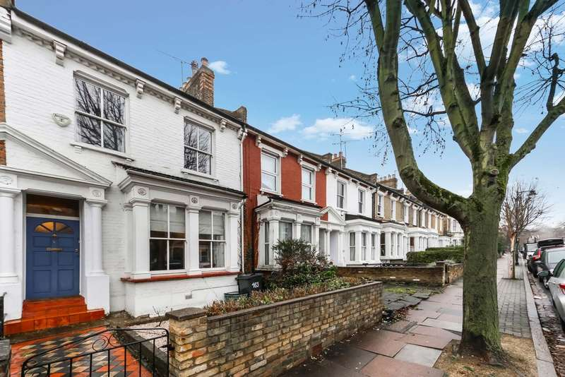 4 Bedrooms Terraced House for sale in Highbury Hill, N5 1TB