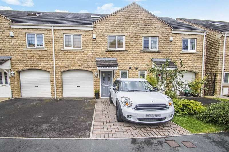 4 Bedrooms Semi Detached House for sale in Hare Court, Todmorden, OL14