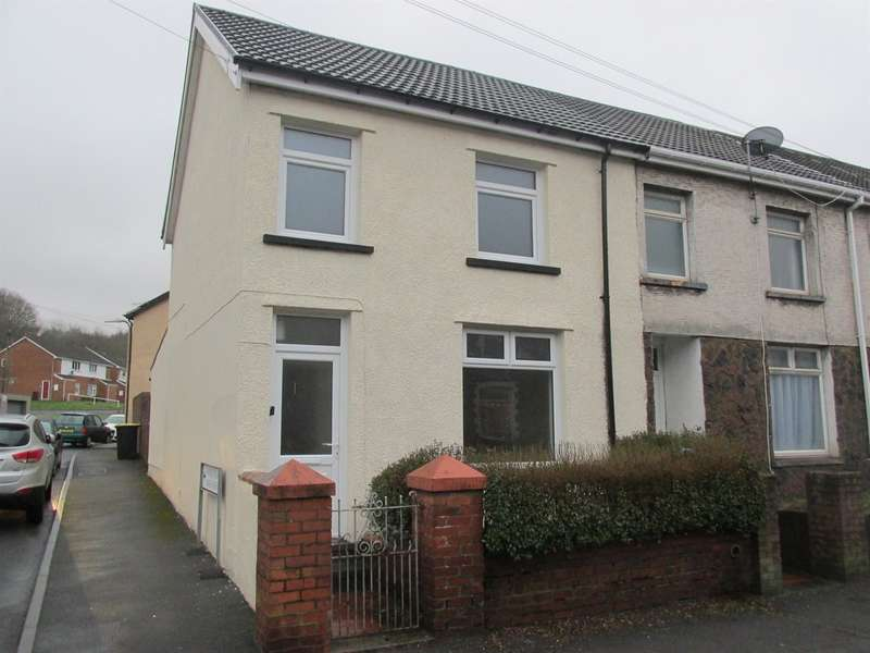 3 Bedrooms End Of Terrace House for sale in Hankey Terrace, Merthyr Tydfil