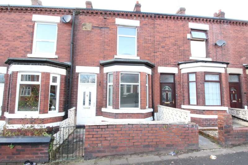 2 Bedrooms Terraced House for sale in Lodge Lane, Hyde, SK14