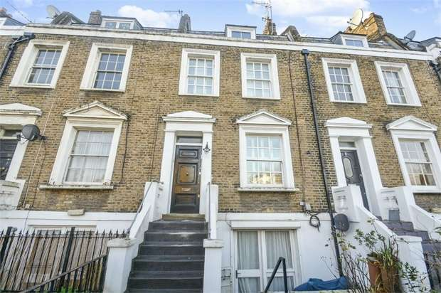 3 Bedrooms Terraced House for sale in Minet Road, London