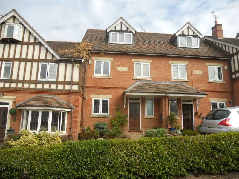 4 Bedrooms Mews House for rent in Lord Austin Drive, Marlbrook, Bromsgrove, B60