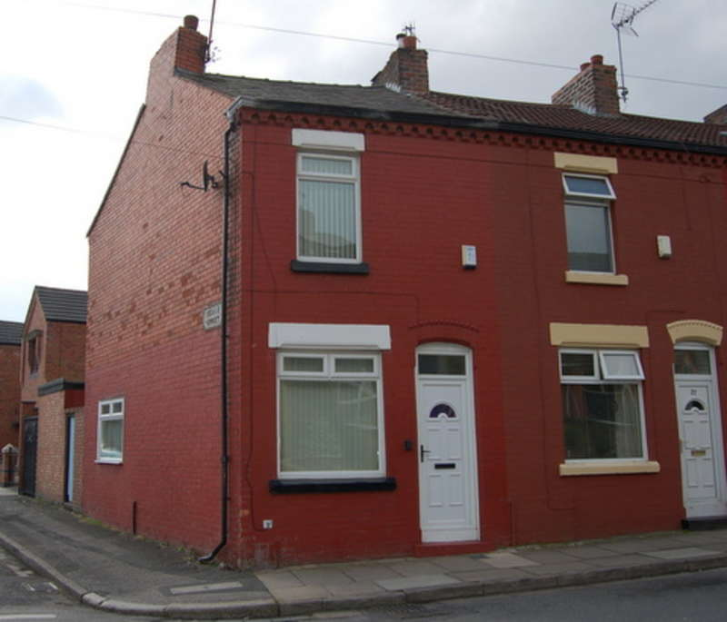 2 Bedrooms End Of Terrace House for sale in Chapel Road, Garston, Liverpool