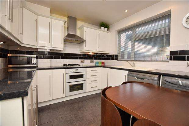 2 Bedrooms End Of Terrace House for sale in Peterborough Road, CARSHALTON, Surrey, SM5 1DF