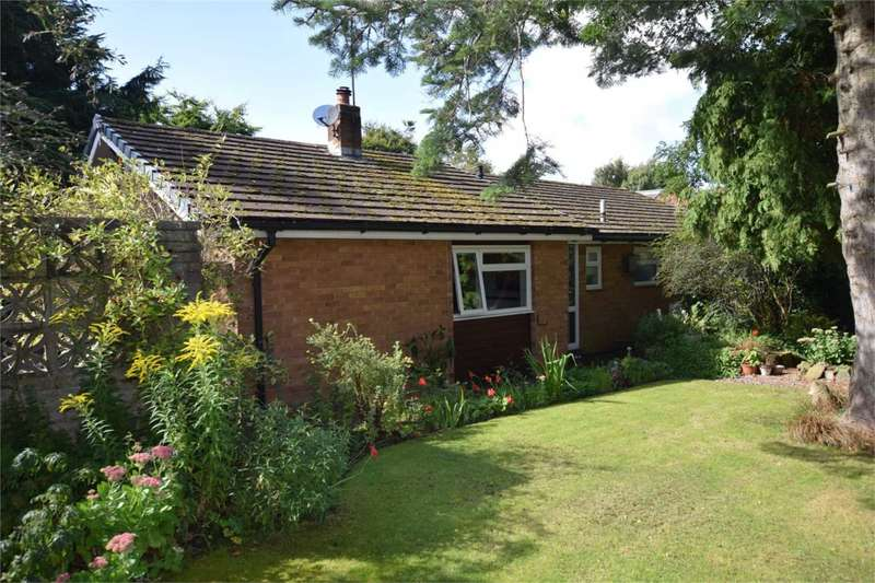 3 Bedrooms Bungalow for sale in The Green, Rathmore Road, Oxton