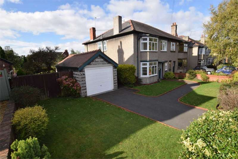 4 Bedrooms Semi Detached House for sale in Ashburton Avenue, Claughton/Oxton Border