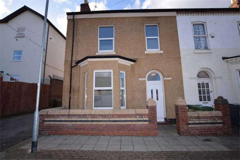 4 Bedrooms Semi Detached House for sale in Haddon Road, Rock Ferry