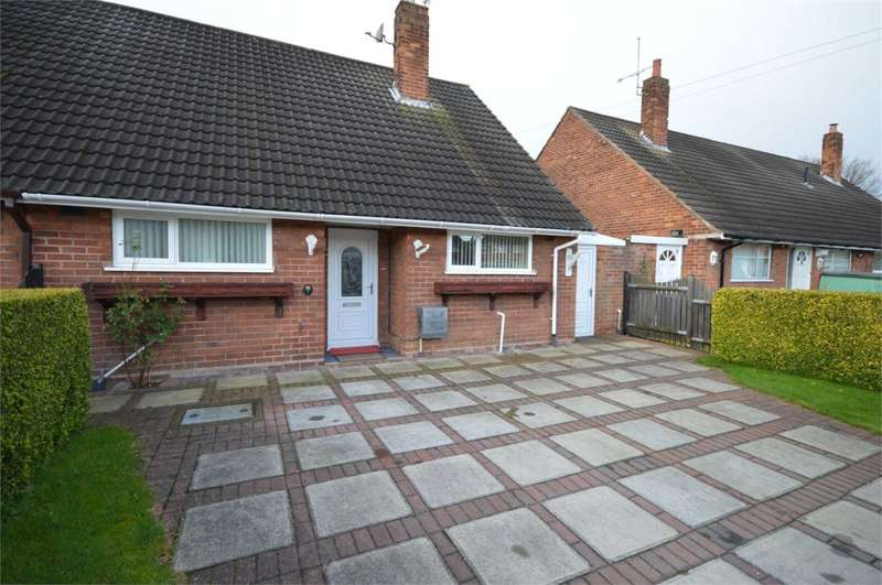 2 Bedrooms Bungalow for sale in Marston Close, Eastham