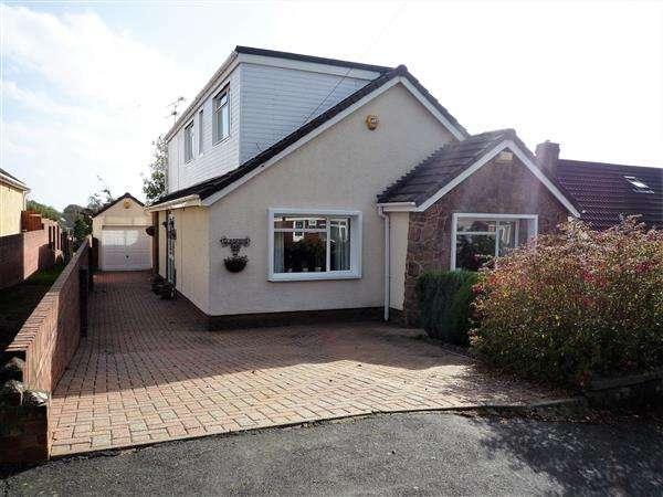 5 Bedrooms Bungalow for sale in Dan Y Graig, Pantmawr, Cardiff