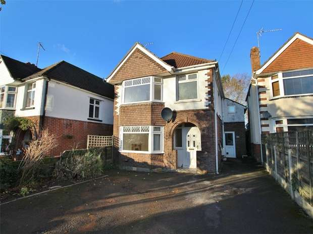 6 Bedrooms Detached House for sale in Enfield Crescent, Oakdale, POOLE, Dorset