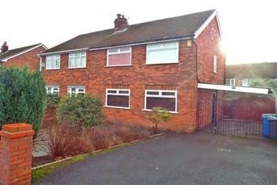 3 Bedrooms Semi Detached House for rent in WA1; Woolston; Warrington
