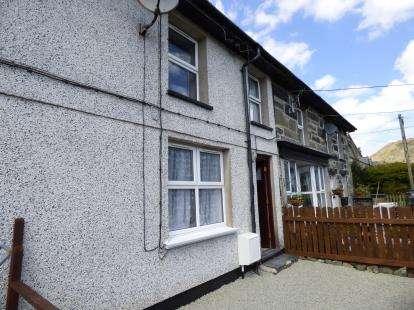 2 Bedrooms Semi Detached House for sale in Glan Y Pwll Road, Blaenau Ffestiniog, Gwynedd, LL41