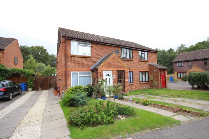 2 Bedrooms End Of Terrace House for sale in Pewsey Vale, Forest Park