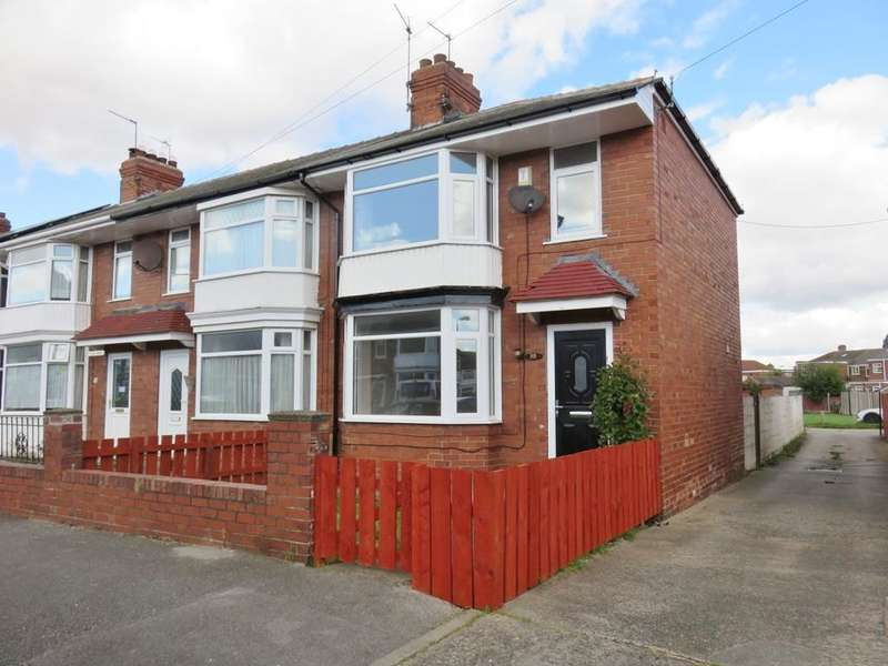 3 Bedrooms House for rent in Louis Drive, HULL, HU5 5PA