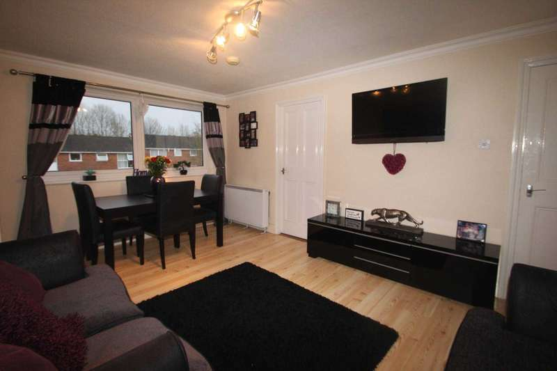 2 Bedrooms Flat for sale in 2 BED TOP FLOOR FLAT WITH LOFT STORAGE