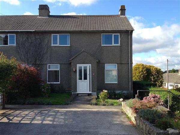 5 Bedrooms Semi Detached House for rent in Trekeen Road, Penryn