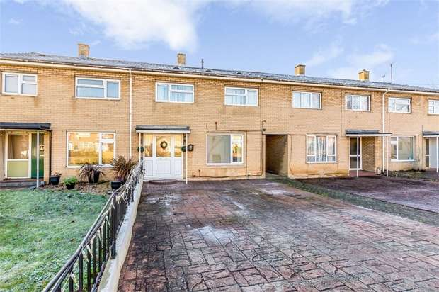 4 Bedrooms Terraced House for sale in Gainsborough Green, Abingdon, Oxfordshire
