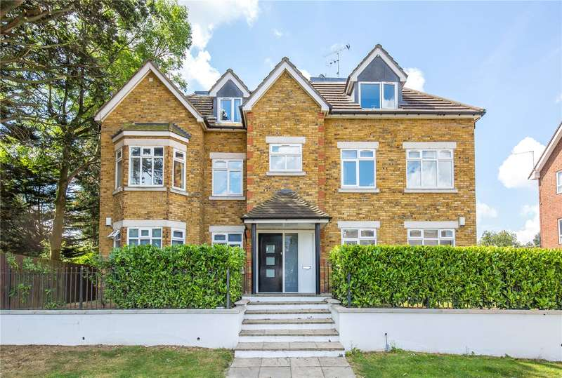 2 Bedrooms Apartment Flat for sale in Watford Way, Mill Hill, London, NW7