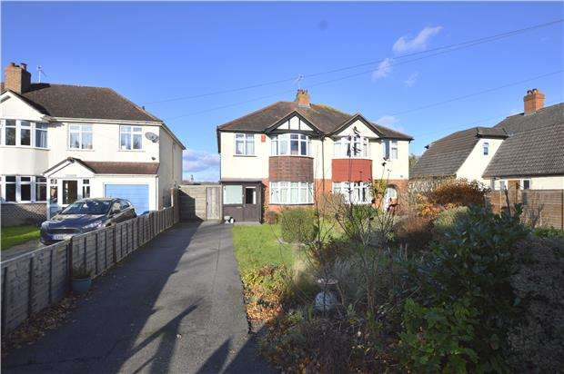 3 Bedrooms Semi Detached House for sale in REDHILL, RH1