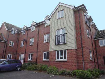 2 Bedrooms Flat for sale in Dunnock Drive, Norwich, Norfolk