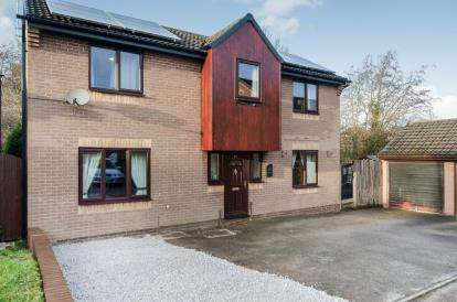 4 Bedrooms Detached House for sale in Barley Lane, Ashgate, Chesterfield, Derbyshire