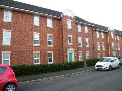 2 Bedrooms Flat for sale in Lambert Crescent, Nantwich, Cheshire