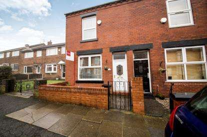 2 Bedrooms End Of Terrace House for sale in Charles Street, Swinton, Manchester, Greater Manchester